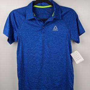 Reebok Boys Speedwick Active Polo Shirt 10/12